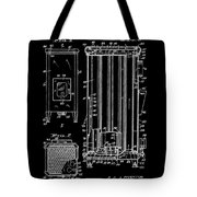 Heater Tote Bag