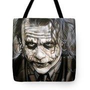 Heath Joker Tote Bag