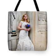 Heather On Royal St. Tote Bag