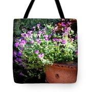 Heather Mosaic Tote Bag