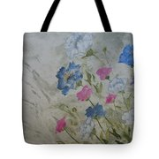 Heaven And Earth A Tote Bag