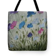 Heaven And Earth B Tote Bag
