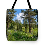 Heaven In The High Country Tote Bag