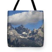 Heaven Meets Earth Tote Bag