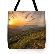 Heaven On Earth Tote Bag by Davorin Mance