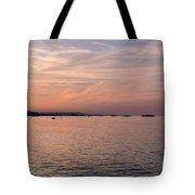 Sunset On The Beach - Heaven Tonight Tote Bag