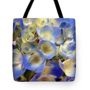 Heavenly Blues Tote Bag