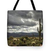 Heavenly Desert Skies  Tote Bag