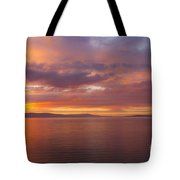 Heavenly Fire Tote Bag by Heiko Koehrer-Wagner