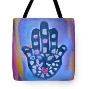 Heavenly Hamza 1 Tote Bag