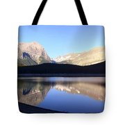 Heavenly Hike - Kananaskis Lakes, Alberta Tote Bag