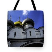 Heavenly Look - Moscow - Russia Tote Bag