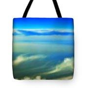 Heavenly Peace Tote Bag