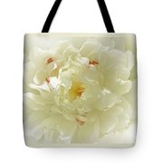 Heavenly Peony With Frame Tote Bag