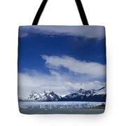 Heavenly Perito Moreno Glacier Tote Bag