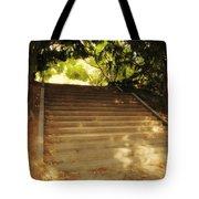 Heavenly Stairway Tote Bag