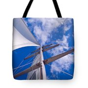 Heavenly Uncharted Tote Bag
