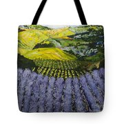 Heavenly Valley Tote Bag
