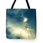 Heavens After The Rain II Tote Bag