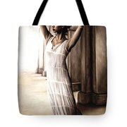 Heaven's Angel Tote Bag by Richard Young