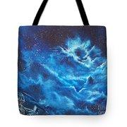 Heavens Gate Tote Bag