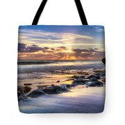 Heaven's Lights Tote Bag