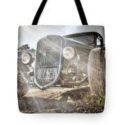 Heavens Model T Tote Bag