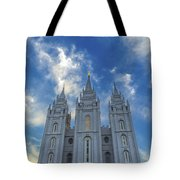 Heavenward Tote Bag