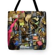 Heavy-duty Love Tote Bag