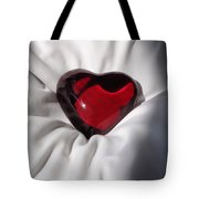 Heavy Heart Tote Bag