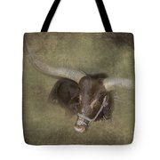 Heavy Horns Tote Bag
