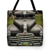 Heavy Metal 1941 Pontiac Tote Bag