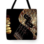 Heavy Metal Bass Tote Bag