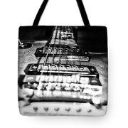 Heavy Metal Tote Bag