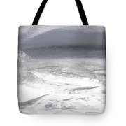 Heavy Textures Tote Bag