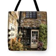 Hebden Court - Peak District - England Tote Bag