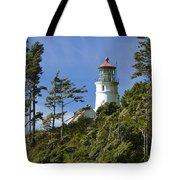 Heceta Head Lighthouse 1 B Tote Bag
