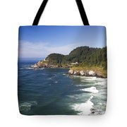 Heceta Head Lighthouse 2 A Tote Bag