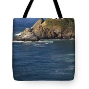 Heceta Head Lighthouse 2 D Tote Bag