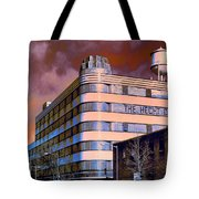 Hecht Warehouse Tote Bag