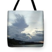 Hedgehog Cloud Tote Bag