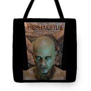 Hephaestus Vulcan Tote Bag