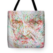 Heidegger Tote Bag