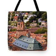Heidelberg Church Of The Holy Spirit Tote Bag