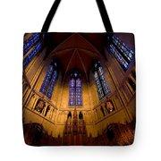 Heinz Memorial Chapel Pittsburgh Pennsylvania Tote Bag