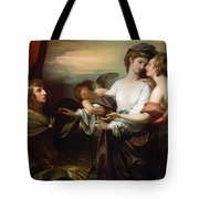 Helen Brought To Paris Tote Bag