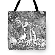 Come To Colorado And Fall In Love With Winter  Tote Bag