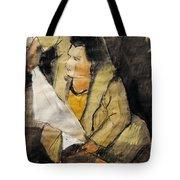 Helene #12 - Figure Series Tote Bag