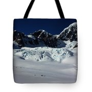 Helicopter New Zealand  Tote Bag