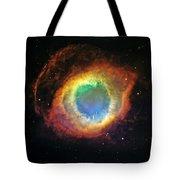 Helix Nebula 2 Tote Bag by Jennifer Rondinelli Reilly - Fine Art Photography